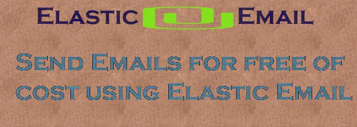 elastic email account setup step by step