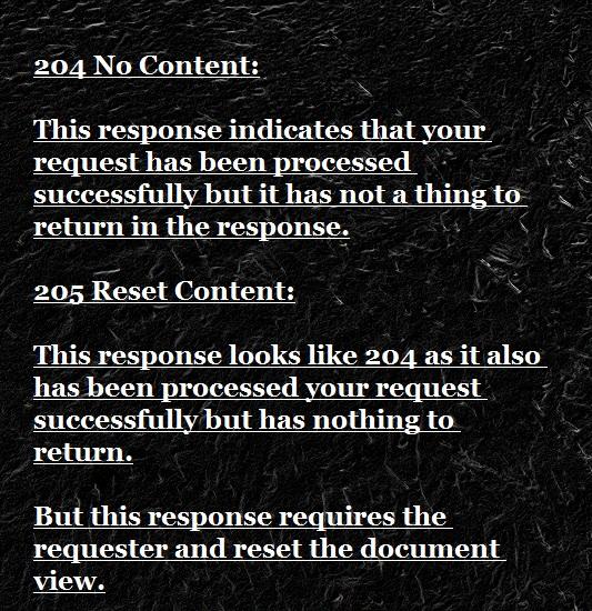 http-response-204