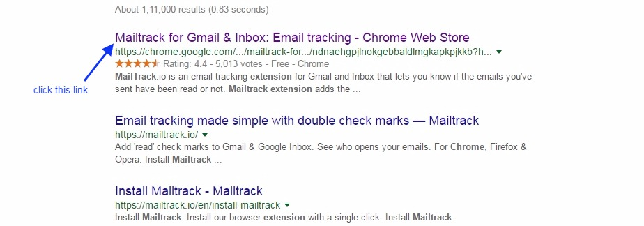 MailTrack: Mailtrack for Gmail/Inbox   A5THEORY
