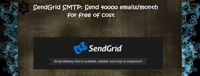 sendgrid-smtp