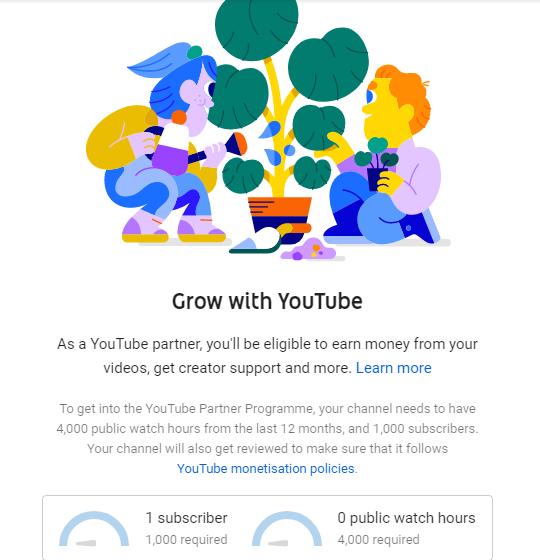 youtube monetization updates