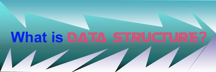 What is data structure