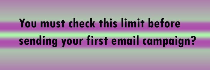 email-campaign-sending-limit