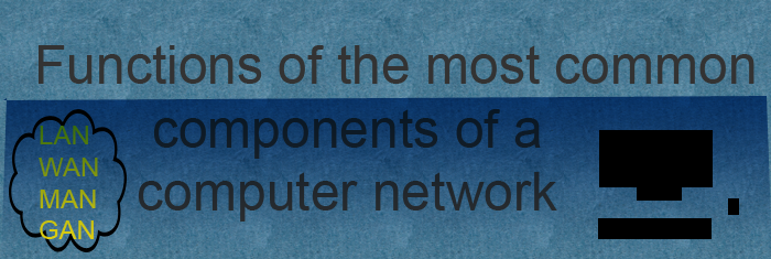 networkcomponents