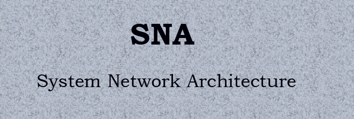 SNA-feature