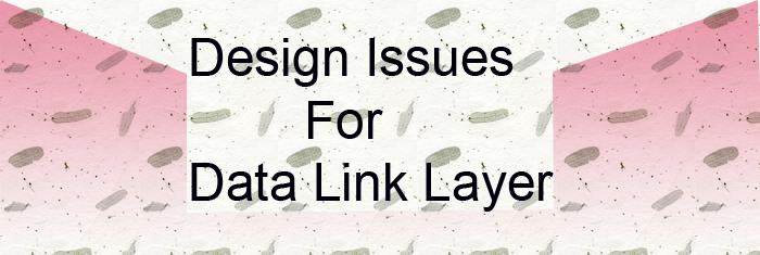 datalink-design-issue