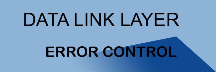error-control