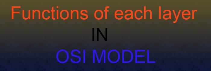 osi-functions