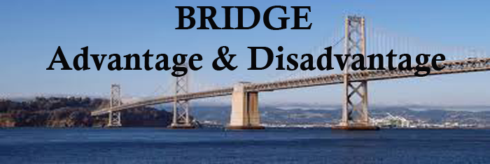 bridge-advantage-disadvantage