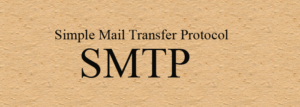 SMTP feature simple mail transfer protocol