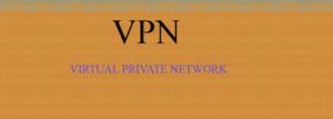 vitual private network vpn feature