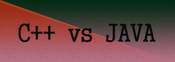 c++ vs java in hindi
