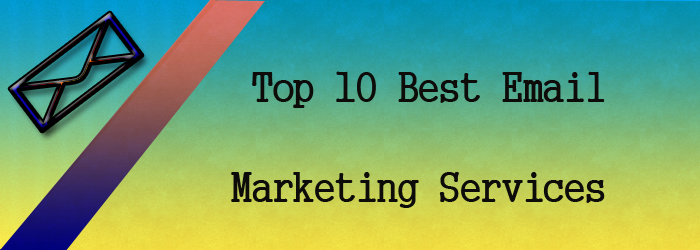 Top 10 Email marketing services ESP
