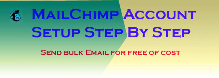 mailchimp send 10000 email for free of cost