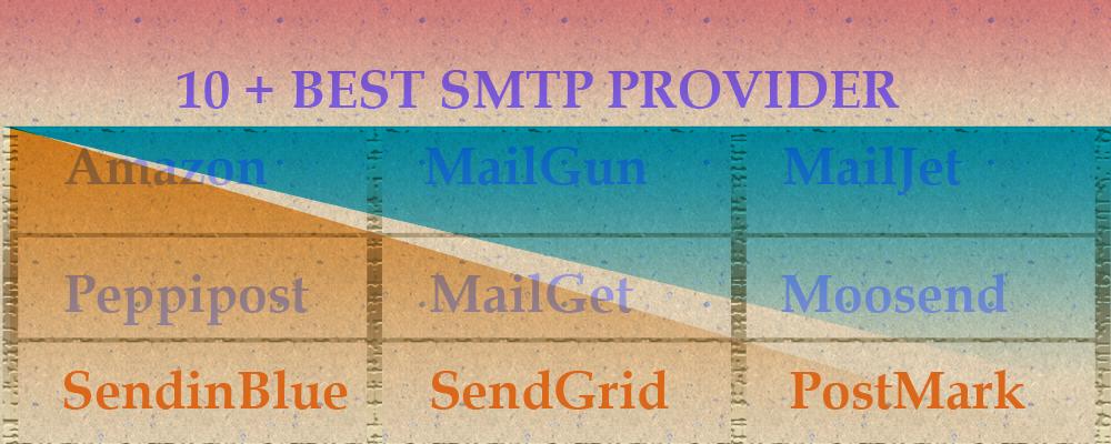 10 + best SMTP service provider