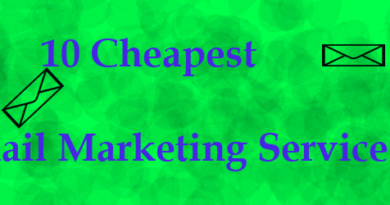 10 cheapest email marketing services