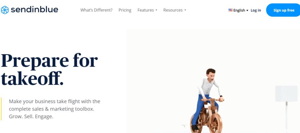 SendinBlue - Best email marketing service 2020