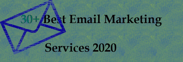 best email marketing service 2020