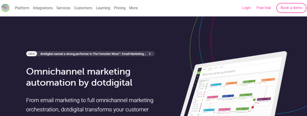 dotmailer or dotdigital - best email marketing service 2020