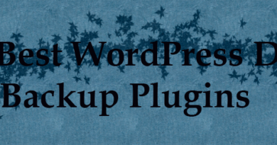 5+ best WordPress data backup plugins