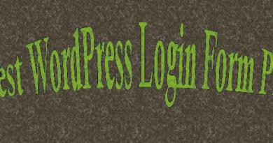 5+ best wordpress login form plugins