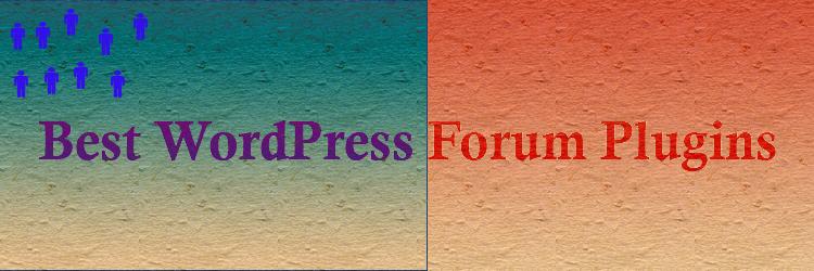 Best WordPress forum plugins feature image