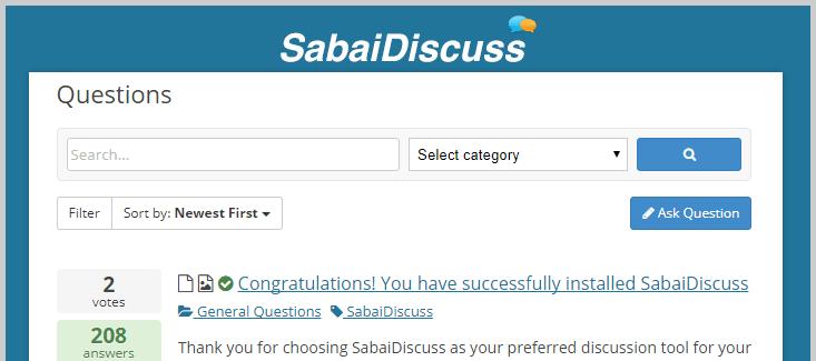 sabai discuss wordpress forum plugin