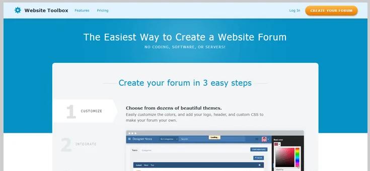 website toolbox wordpress forum plugin