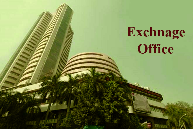 What is exchange center in india