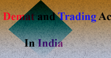 5 best demat and trading account in india