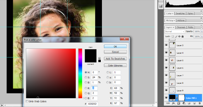 Turn A Photo Into A Collage With Photoshop 10