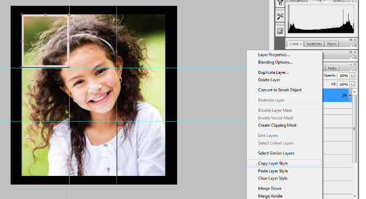Turn A Photo Into A Collage With Photoshop 19
