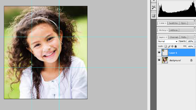 Turn A Photo Into A Collage With Photoshop 7