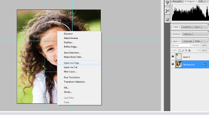 Turn A Photo Into A Collage With Photoshop 8