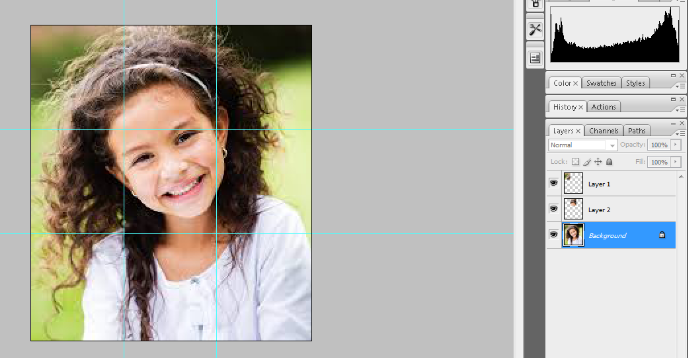 Turn A Photo Into A Collage With Photoshop 9