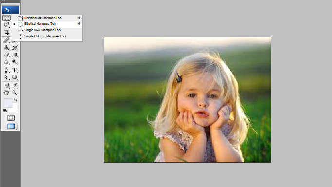 crop the circular image in photoshop 3