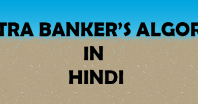 dijkstra banker's algorithm in hindi