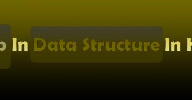 heap in data structure in hindi