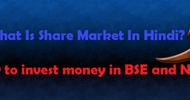 what is share market in hindi and how to invest money in bse and nse