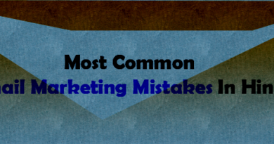 most common email marketing mistakes in hindi